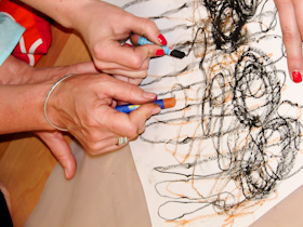 ζωγραφίζοντας στο musicing